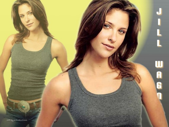 Not clear jill wagner cunnilingus well