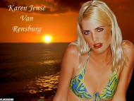 Download Karen Van Rensburg / Celebrities Female
