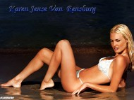 Karen Van Rensburg / Celebrities Female