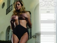 Official Calendar 2008 july / Keeley Hazell