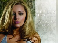 Official Calendar 2008 cover front / Keeley Hazell