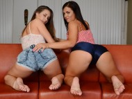 Keisha Grey and Cassidy Klein / Celebrities Female