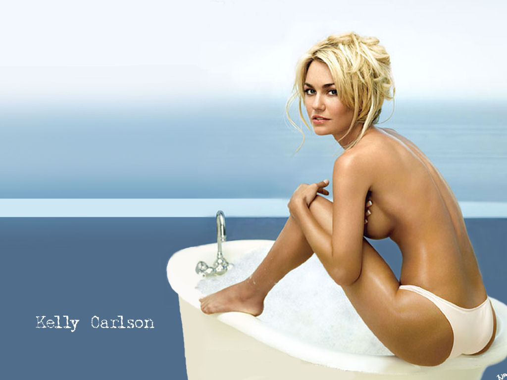 Full size Kelly Carlson wallpaper / Celebrities Female / 1024x768