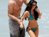 Chris Humphries and Kim Kardashian / Kim Kardashian