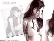 Krista Allen / Celebrities Female
