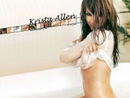 High quality Krista Allen  / Celebrities Female