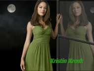 Smallville, Lana Lang, Green Dress / Kristin Kreuk