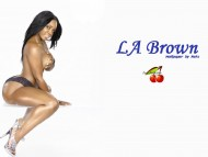 LA Brown / Celebrities Female