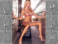 Download Lisa Dergan / Celebrities Female