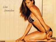 Lisa Snowdon / Celebrities Female