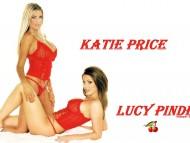 Lucy Pinder & Katie Price / Lucy Pinder