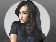 Download Sexy eye / Maggie Q