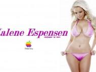 Download Malene Espensen / Celebrities Female