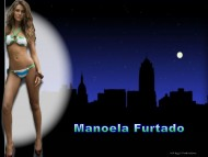 Bikini in night / Manoela Furtado