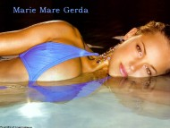 Marie Mare Gerda / Celebrities Female