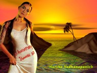 Marsha Vadhanapanich / Celebrities Female