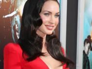 In red / Megan Fox