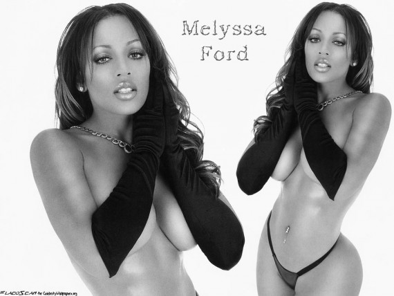 melyssa ford. Real life image