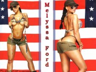 Melyssa Ford / Celebrities Female