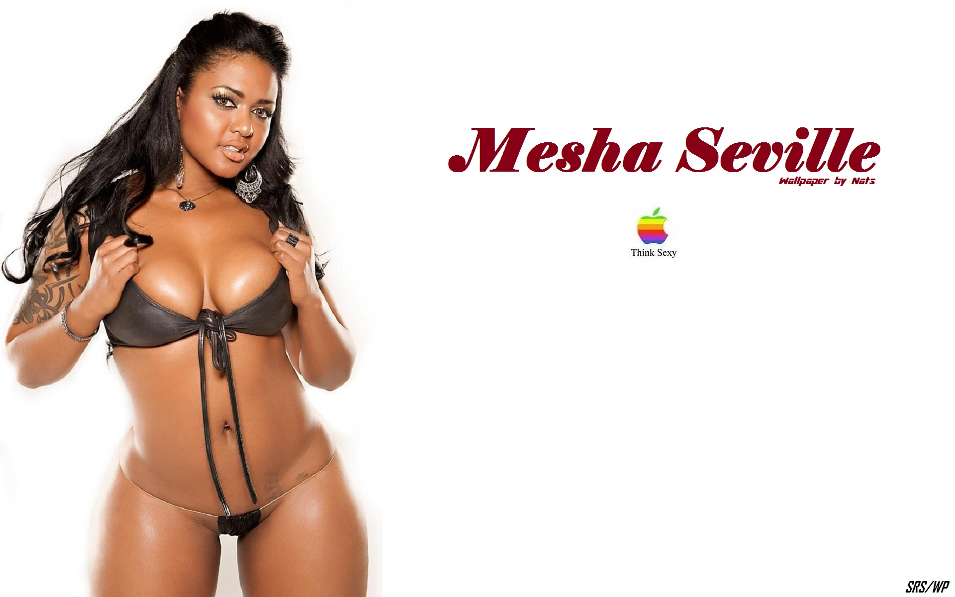 Download HQ Mesha Seville wallpaper / Celebrities Female / 1920x1200