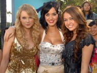 Taylor Swift, Katy Perry, Miley Cyrus / Miley Cyrus