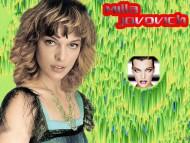 Milla Jovovich / Celebrities Female