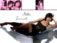 Milla Jovovich / Celebrities Female