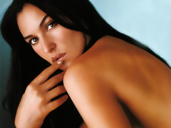 Free Send to Mobile Phone Monica Bellucci Celebrities Female wallpaper num.2