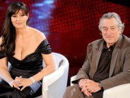 Monica Bellucci and Robert De Niro / Monica Bellucci