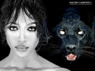 Naomi Campbell / Celebrities Female
