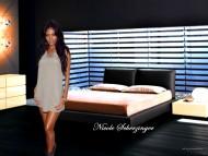pussycat dolls, bedroom / Nicole Scherzinger