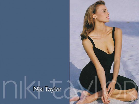 Free Send to Mobile Phone Niki Taylor Celebrities Female wallpaper num.9