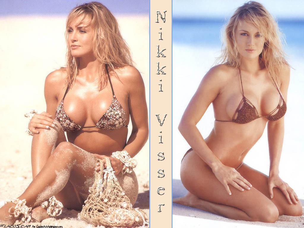 female celebrities nikki visser - photo #9