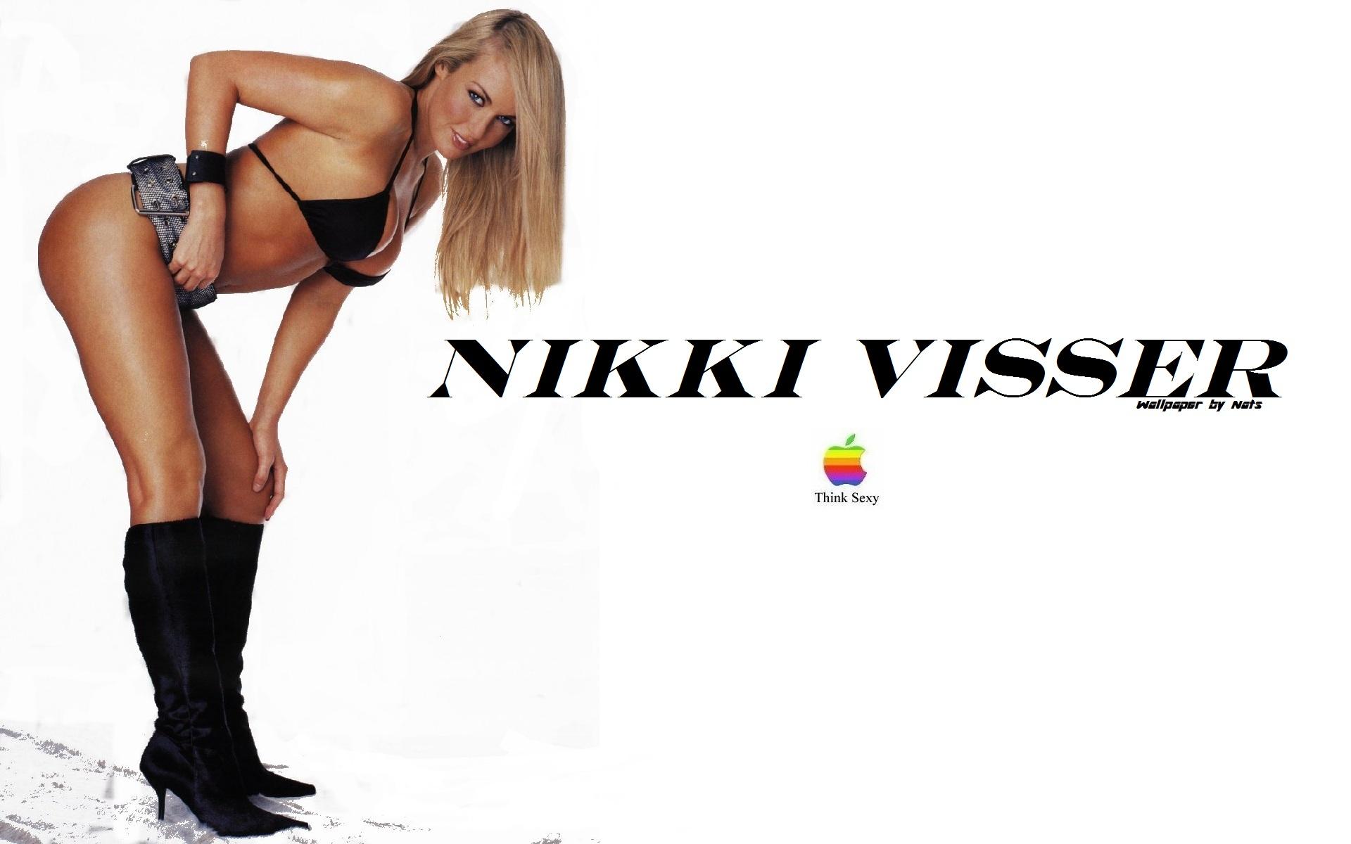 female celebrities nikki visser - photo #13