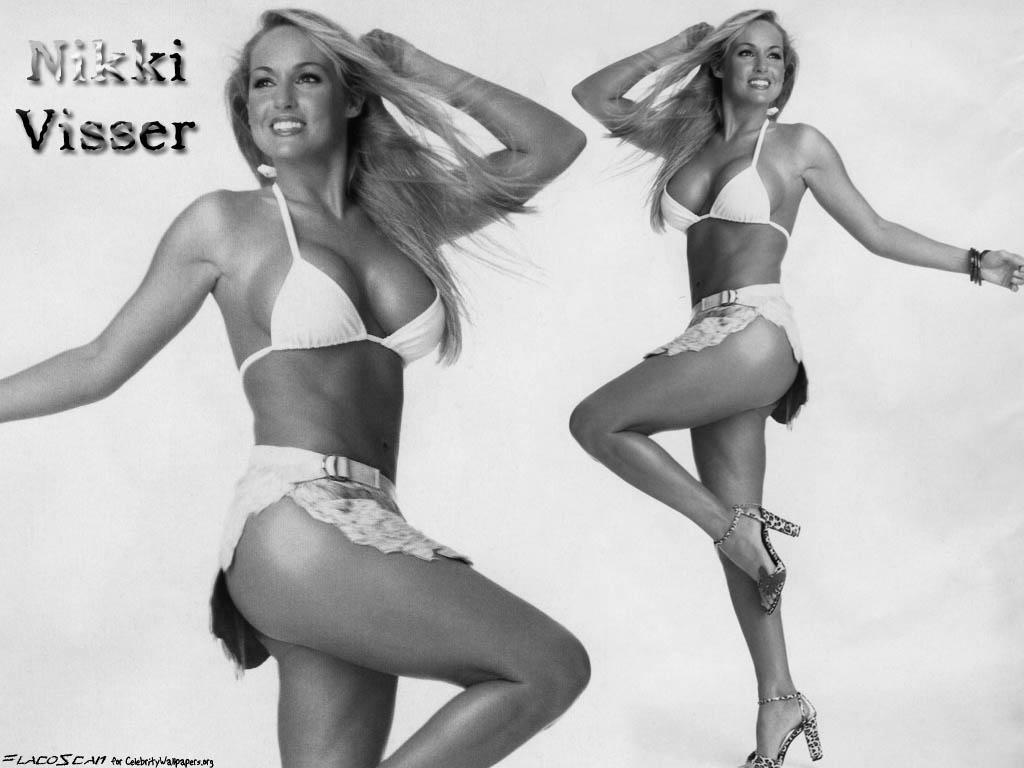 female celebrities nikki visser - photo #6