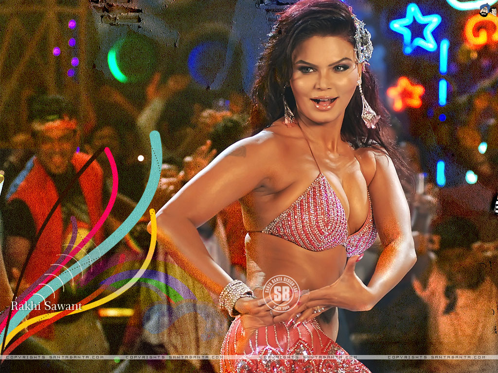 Full size Rakhi Sawant wallpaper / Celebrities Female / 1024x768