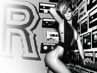 black and white / Rihanna