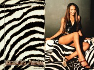 Samantha Mumba / Celebrities Female