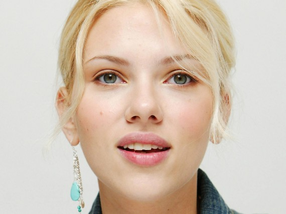 Free Send To Mobile Phone Scarlett Johansson Wallpaper Num