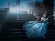 Scarlett Johansson as Cinderella / Scarlett Johansson