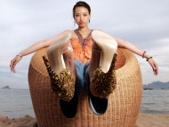 cane-chair / Shu Qi