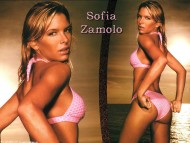 Download Sofia Zamolo / Celebrities Female