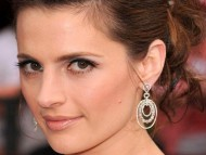 face / Stana Katic
