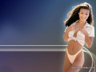 white bikini / Sung Hi Lee