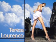 Download Teresa Lourenco / Celebrities Female