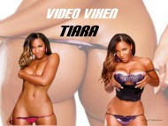 rapper, models / Tiara Harris