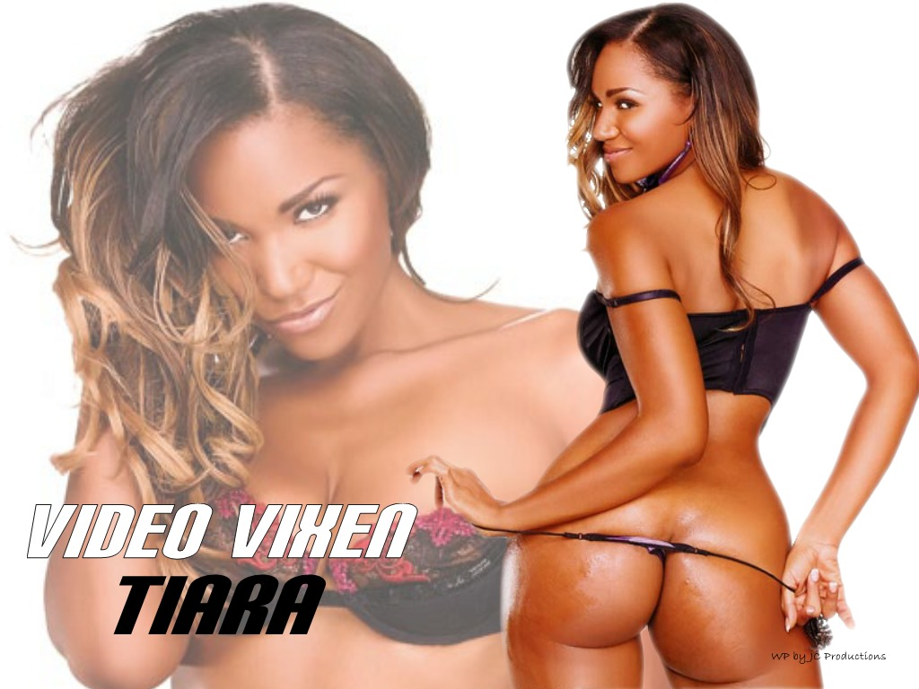 Full size vixen, video, models Tiara Harris wallpaper / 1024x768