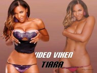 vixen, video, rapper, models / Tiara Harris