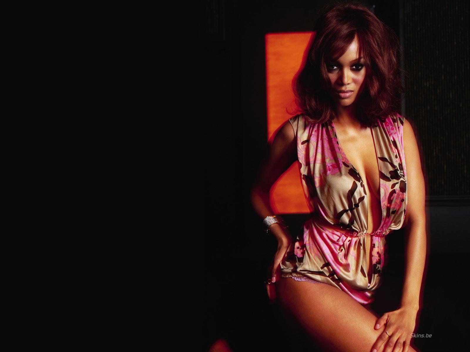 Celebrity Nudes Tyra Banks