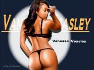 Black Lingerie / Vanessa Veasley